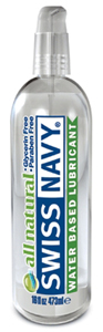 Swiss Navy - All Natural Lube 473 ml