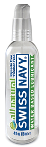 Swiss Navy - All Natural Lube 118 ml