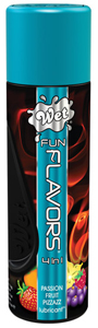 WET Fun Flavors Passion Fruit Pizzazz - 122ml