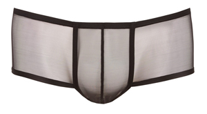 Push-Up Slip - Zwart Transparant