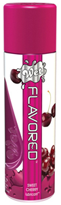 WET Flavored Sweet Cherry Glijmiddel - 107ml