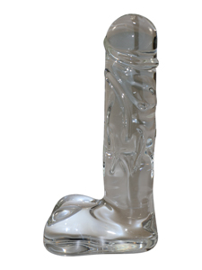 Dildo aus Glas Icicles No. 40