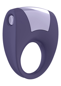 Ovo B8 Vibrating ring in paarse kleur