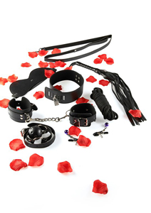 Bondage-Set Sex Toy Kit