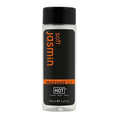 HOT Massage Oil - Soft Jasmin