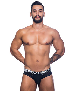 CoolFlex Locker Room Jockstrap - Zwart