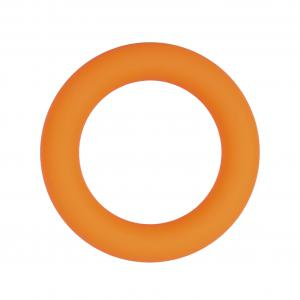 Easytoys Siliconen Cockring Medium - Oranje