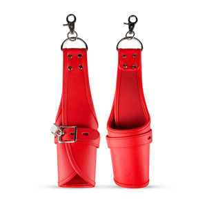 Scott Suspension Handboeien - Rood