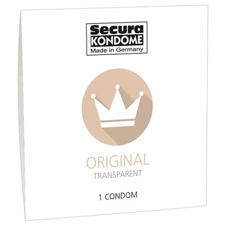 Secura Original Condoom -  1 Stuk
