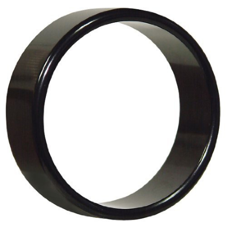 Hot Metal Ring black