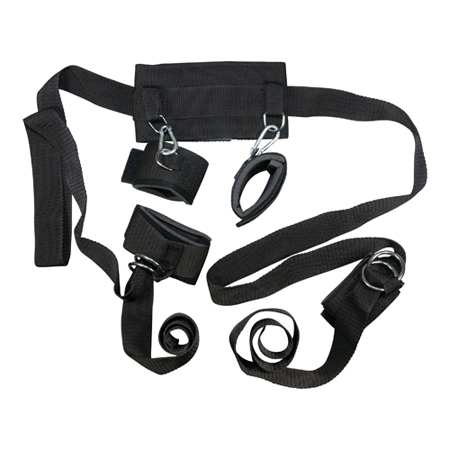 Bad Kitty Bondage-Harness