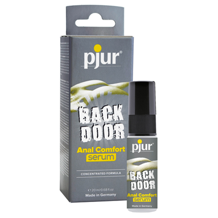 Back Door Anal Comfort Serum