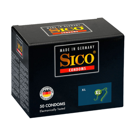 Sico XL - 50 Kondome