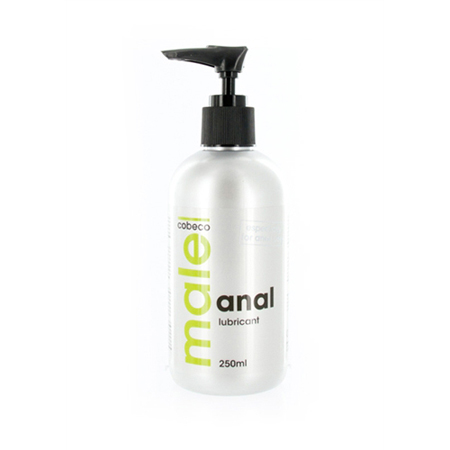 MALE - Anaal Glijmiddel (250ml)