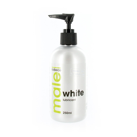 MALE - White Lubricant (250ml)