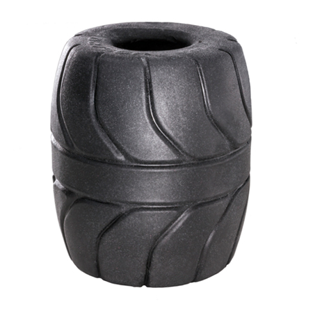 Fat Boy SilaSkin Ball Stretcher - Black
