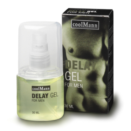 CoolMann Delay Gel