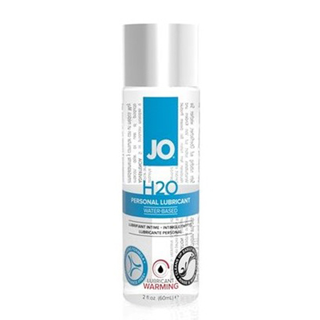 JO H2O  - Glijmiddel Warming 75ml