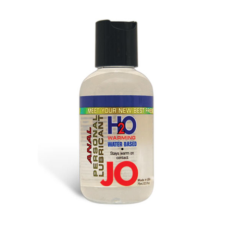 JO H2O - Anaal Warming 75ml