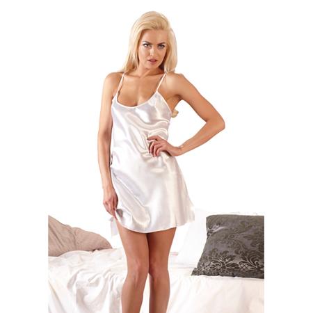 witte nachtjapon - neglige