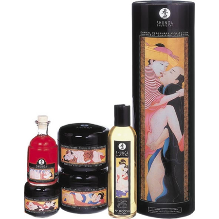 Shunga - Carnal Pleasures Collectie