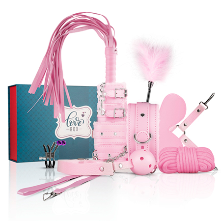 BDSM Set - Roze