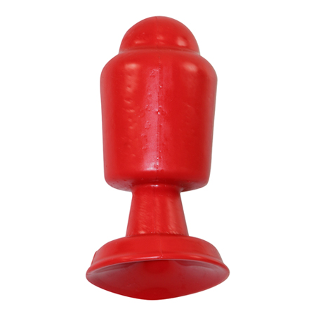 Magnus Buttplug in Rot