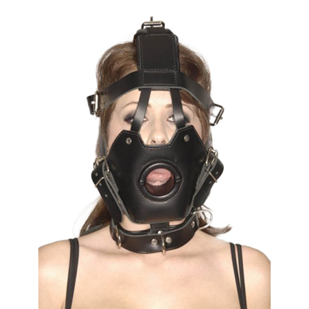Strict Leather Premium Open Mond Gag