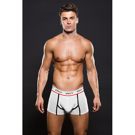 Witte Envy heren short