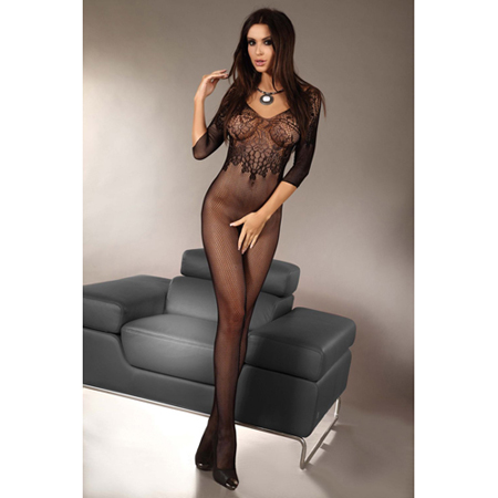 Josslyn Bodystocking - zwart