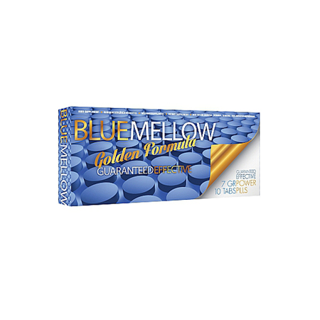 Blue Mellow Erectiepillen