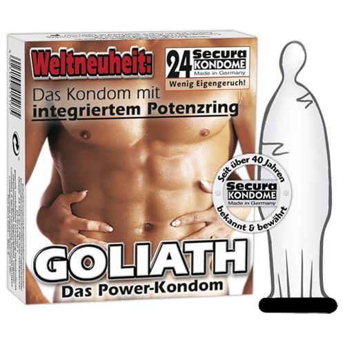 Secura Goliath 24 Stuks