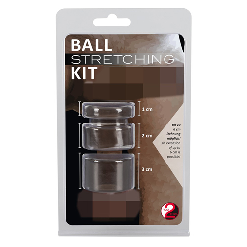 Ball Stretching Kit