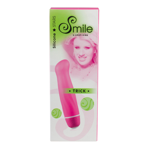 Roze Mini Vibrator Thrick