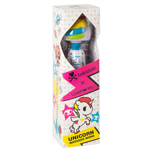 Unicorn Wand Vibrator