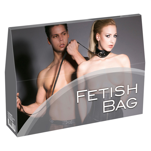 Fetish Bag Verrassingspakket - 9-Delig