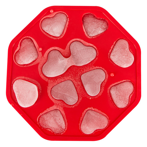 Ice Cube Mould Heart image .3