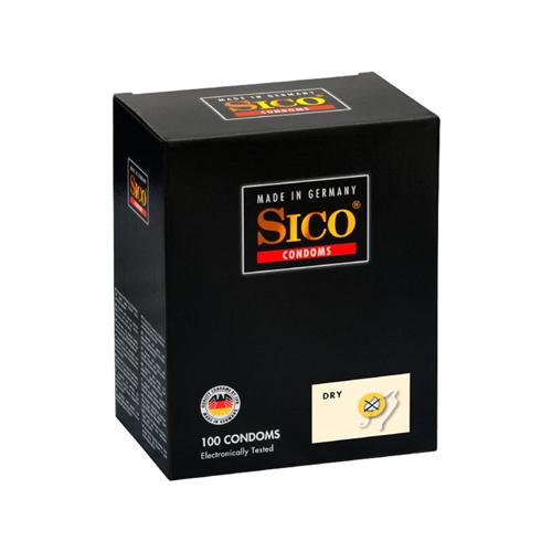 Sico Dry Condooms - 100 Stuks