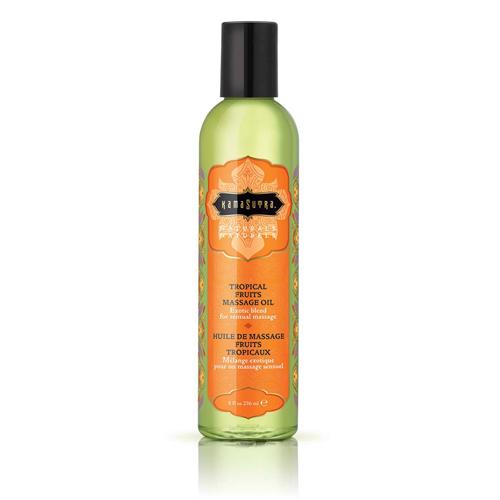 Kamasutra Naturals Tropical Fruits Massage-Olie