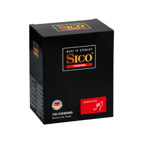 Sico Sensitive Condooms - 100 Stuks