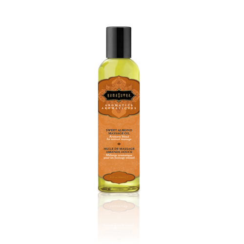 Sweet Almond Massageolie - 59 ml