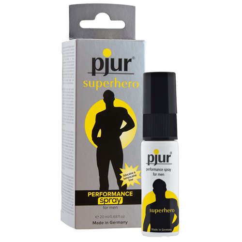 Pjur Superhero Performance Spray