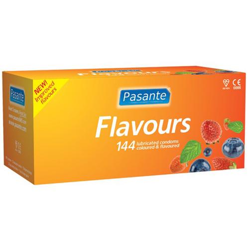 Pasante Flavours condooms 144 stuks