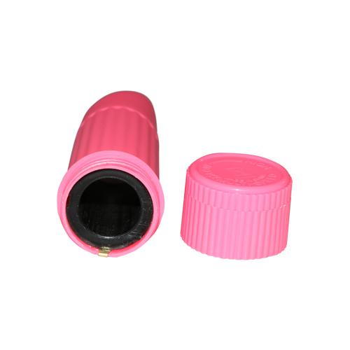 BasicX multispeed vibrator Pink 5 inch image .6