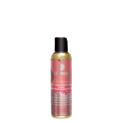 Dona Kissable Massage oil Vanilla