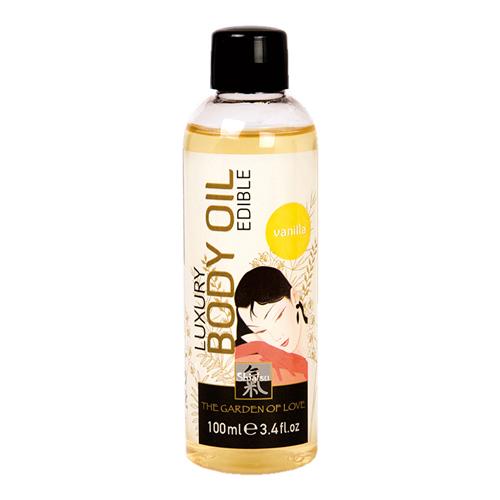 Shiatsu Luxe Body Olie - Vanille