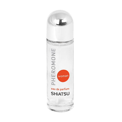 Shiatsu feromonen parfum (vrouw) 25 ml