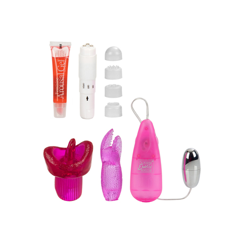 Her Clit Kit - Clitoris massage setje