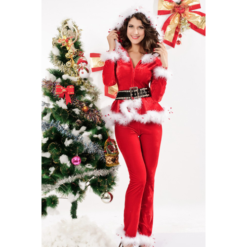 3-delig_kerstjurkje_-_punky_santa_hoodie