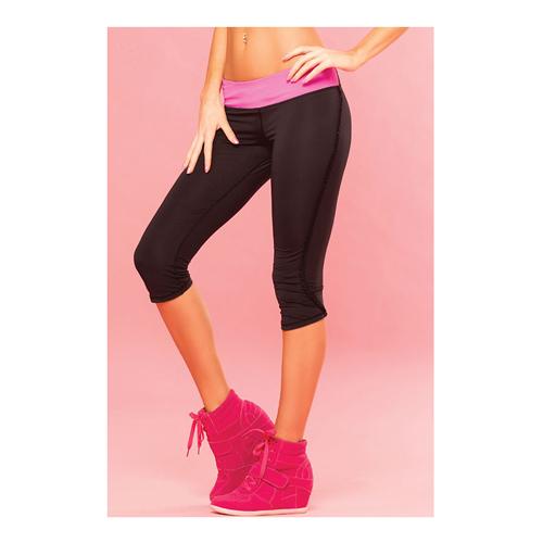 ruffle_fringe_cropped_fitness_pant